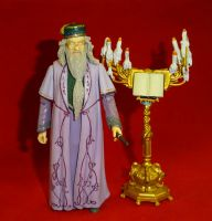 Harry Potter and the Order of the Phoenix: Albus Dumbledore - Complete Loose Action Figure